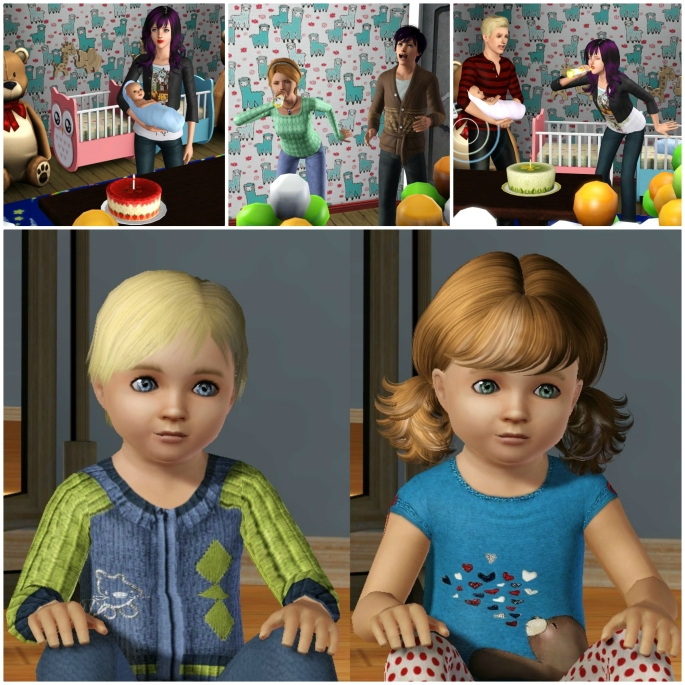 Collage G3 Toddlers