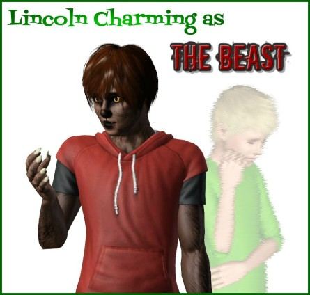 Linc as Beast Chapters